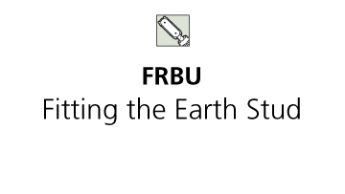 FRBU Fitting the Earth Stud